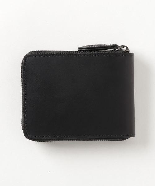 NOMADOI(ノマドイ) ペンシルバニア ラウンドファスナー折り財布