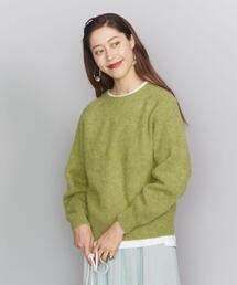 【別注】<JOHN TULLOCH>シャギードッグセーター/ニット
