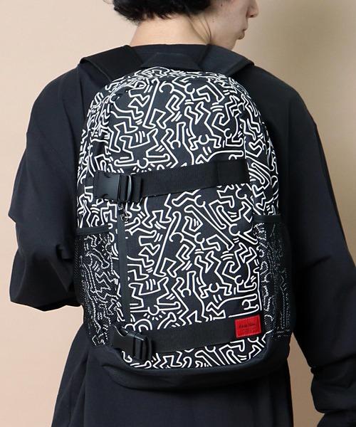 【 Keith Haring / キースヘリング 】デイパック リュック  KHBKH1915・・