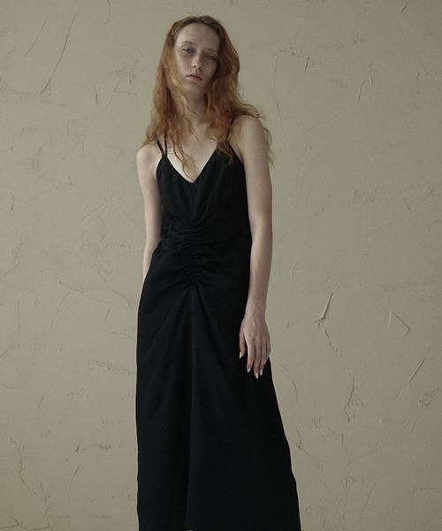 【Leonora Yang】Back design dress chw1542