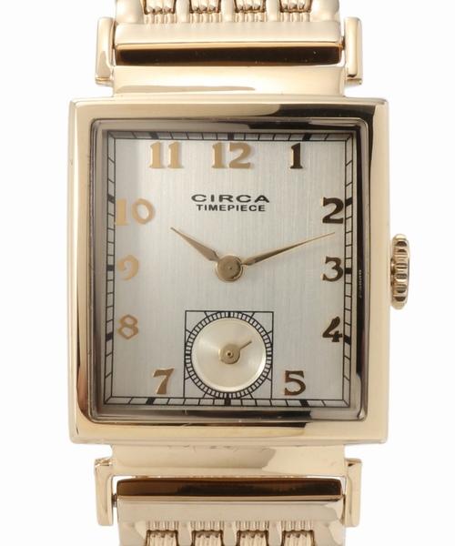 大注目 CIRCA CT101TB(腕時計)|CIRCA(サーカ)のファッション通販, FORESTBLUE:1ec31356 --- appropriate.getarkin.de