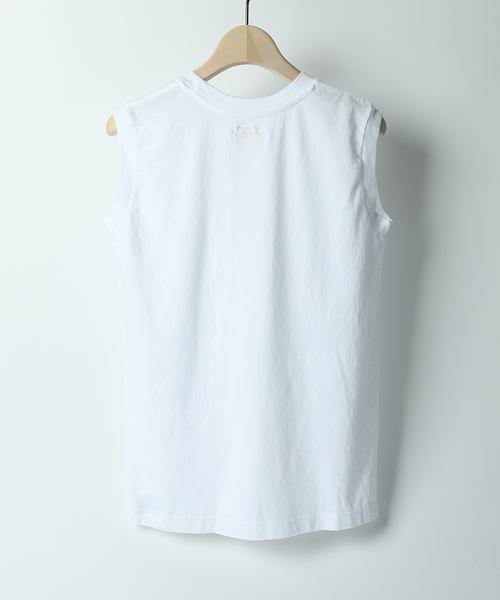 【WEB限定】Hanes/ヘインズ Japan Fit for HER/ウィメンズ ジャパンフィット 2枚組 スリーブレスTシャツ