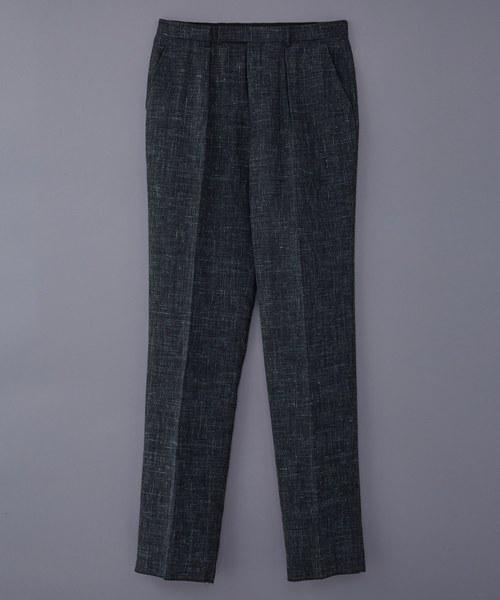 【国内正規総代理店アイテム】 LITTLEBIG Splashed Splashed Check Tucked Trousers Trousers (LB193-PT06)(スラックス) Check|LITTLEBIG(リトルビッグ)のファッション通販, 追分町:603861b1 --- blog.buypower.ng