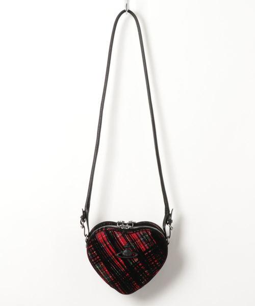 最安価格 43030018 Vivienne/11017 CROSSBODY KHLOE KHLOE HEART CROSSBODY BAG(ショルダーバッグ)|Vivienne Westwood(ヴィヴィアンウエストウッド)のファッション通販, ジーパンセンターサカイ:6a0b3778 --- blog.buypower.ng