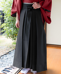 KYOETSU(キョウエツ)の「KYOETSU/キョウエツ」袴 洗える 馬乗り袴 無地(着物)