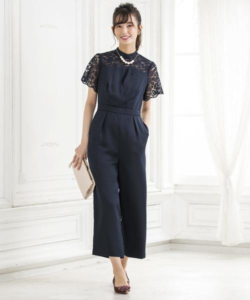人気No.1 forma,フォルムレーススリーブオールインワンドレス(ドレス)|form forma(フォルムフォルマ)のファッション通販, 殿堂:92a60eba --- kredo24.ru