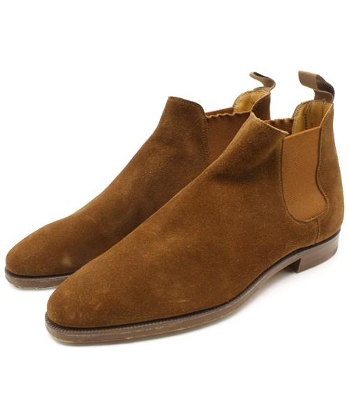 激安単価で 【ブランド古着】ブーツ(ブーツ)|CROCKETT&JONES(クロケットアンドジョーンズ)のファッション通販 - USED, gakuオンラインショップ:3f135e43 --- mail2.vinews.de