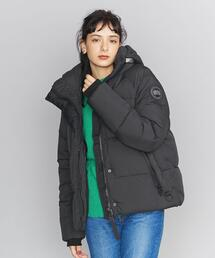 <CANADA GOOSE(カナダグース)>JUNCTION PARKA BLACK LABEL ダウンジャケット