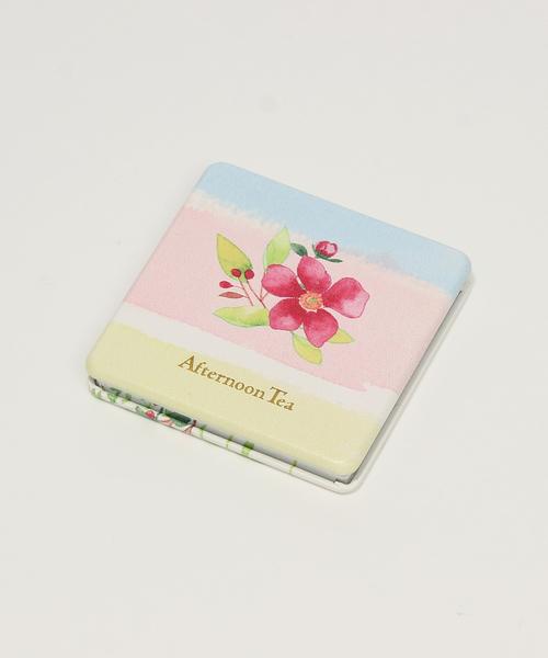 Afternoon Tea(アフタヌーンティー)の「フラワー柄ミニミラー(手鏡/コンパクト)」|その他3