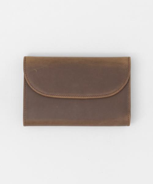 settler 3 fold wallet 財布 settler セトラー のファッション通販
