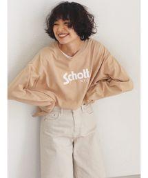 schott(ショット)のSchott別注ロングスリーブTee(Tシャツ/カットソー)