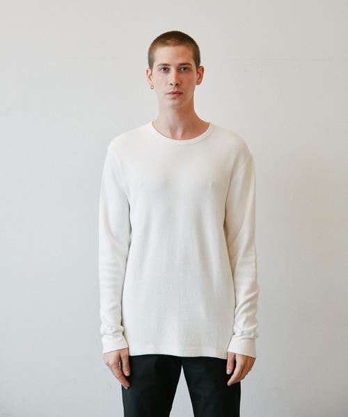 ROTTWEILER(ロットワイラー)の「Thermal(Tシャツ/カットソー)」|ホワイト