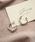 Jenny BY IMMANOEL(ジェニーバイイマノエル)の「silver925 フープピアス(ピアス(両耳用))」|詳細画像