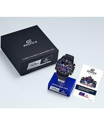 【限定モデル】エディフィス / Scuderia Toro Rosso Limited Edition スクーデリア・トロ・ロッソ・リミテッドエディション / ECB-800TR-2AJR(腕時計)