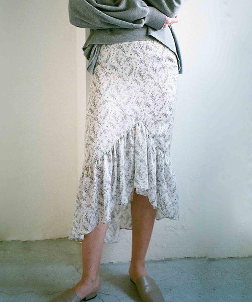 【格安SALEスタート】 【セール】【CLANE(クラネ)】アシンメトリープチフリルフラワースカート  16109-6001(スカート)|CLANE(クラネ)のファッション通販, シンマチ:6cb6d5c0 --- theothermecoaching.com
