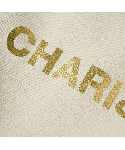 CHARI&CO BOLD LOGO CREWNECK SWEATS スウェット
