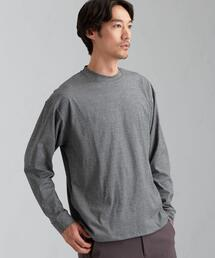 hone [ Livelihood ] Ordinary TECH Crew T<抗菌 ストレッチ>
