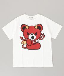DEVIL BEAR Tシャツホワイト系その他2