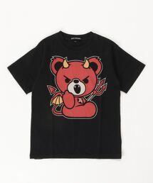 DEVIL BEAR Tシャツブラック