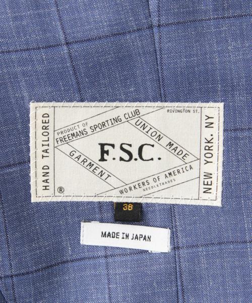 FSC JP TAILOR THE JP FREEMAN SPORT COAT