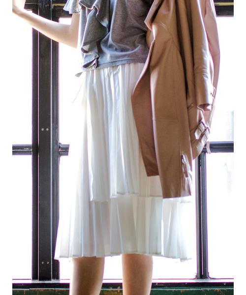 最高級のスーパー 【セール】プリーツスカート(スカート)|nina mew(ニーナミュウ)のファッション通販, 白衣のホワイトロード:17266310 --- skoda-tmn.ru