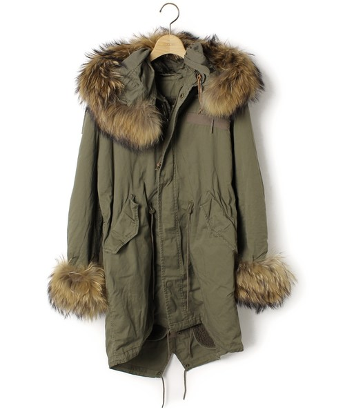 お気にいる 【ブランド古着】モッズコート(モッズコート)|goa(ゴア)のファッション通販 - USED, カミジマチョウ:7aca3845 --- bioscan.ch