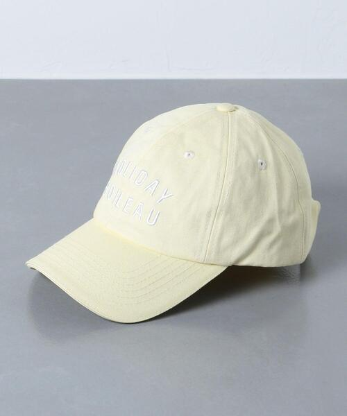 <HOLIDAY BOILEAU(ホリディ ボワロ)> THE HARRY CAP