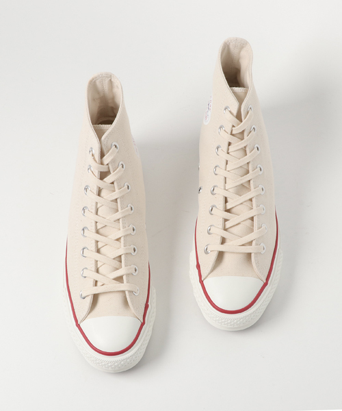 【CONVERSE】CANVAS ALL STAR J HI