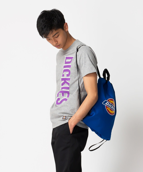 Dickies(ディッキーズ)の「[DIAGUARD(R)]プリントTシャツ(Tシャツ/カットソー)」|ヘザーグレー