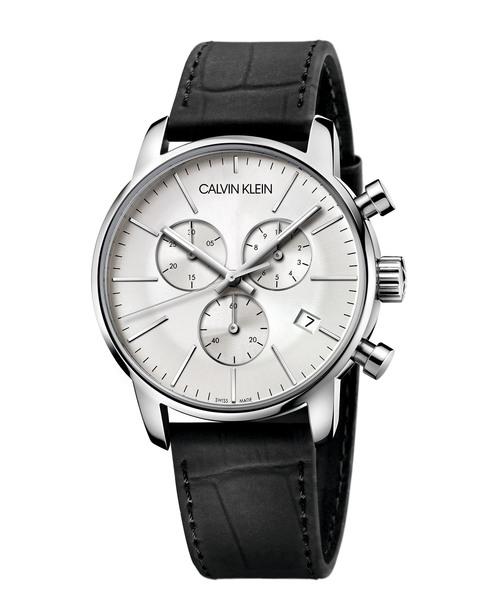 愛用  [カルバンクライン] CALVIN KLEIN 腕時計 腕時計 City(シティ) クロノグラフ クロノグラフ KLEIN シルバー×シルバー(腕時計)|CALVIN KLEIN WATCHES+JEWELRY(カルバン・クライン ウォッチ&ジュエリー)のファッション通販, アイオイシ:9046a864 --- fahrservice-fischer.de