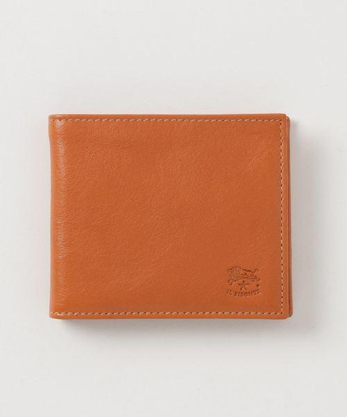 【予約中!】 【IL BISONTE】オリジナルレザー2つ折り財布, エムアール企画 e2655740