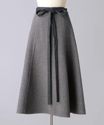 < BLAMINK(ブラミンク)> P W/CA FLA スカート