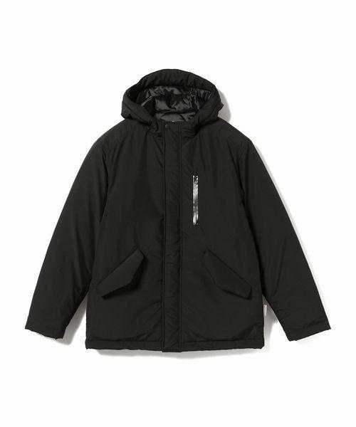 BEAMS LIGHTS / ミノテック(R)中綿 ショートモッズコート