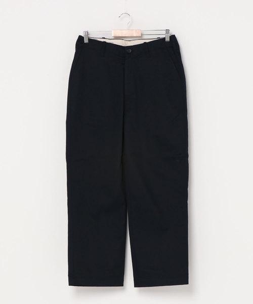 【 UNIVERSAL OVERALL / ユニバーサルオーバーオール 】 # TYPE.04 WIDE PANTS ワイド パンツ T-04