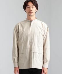 home [ Livelihood ] Pack(n) Shirts < 吸水速乾 ストレッチ >