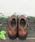 Marie-Louise(マリ−・ルイ−ズ)の「【Marie-Louise/マリールイーズ】ウィングチップストラップシューズ/#MLS-48L(ドレスシューズ)」|詳細画像