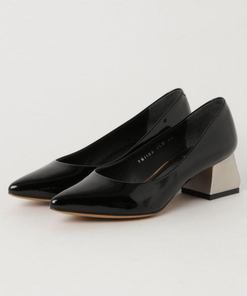 2019新作モデル 【セール】【ABOVE AND BEYOND】ポインテッドトウメタリックヒールパンプス (781103)(パンプス) inter-chaussures(インターショシュール)のファッション通販, ヒガシムラヤマシ:7173915a --- steuergraefe.de