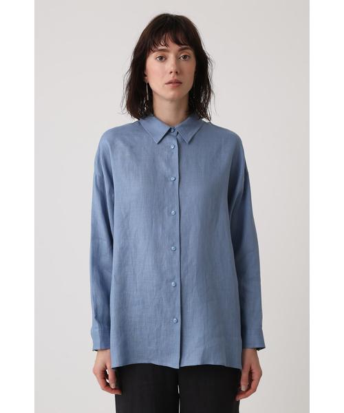 見事な リネンワイドシャツ(シャツ/ブラウス) RIM.ARK(リムアーク)のファッション通販, 買取王国:259fbaf8 --- hundeteamschule-shop.de