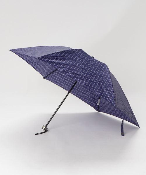 折りたたみ傘 【ストライプ】