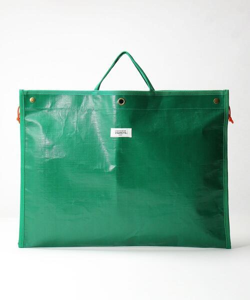 【WEB限定】<LE MARCHE DE VIMPETS PARIS>PVCシートバッグ