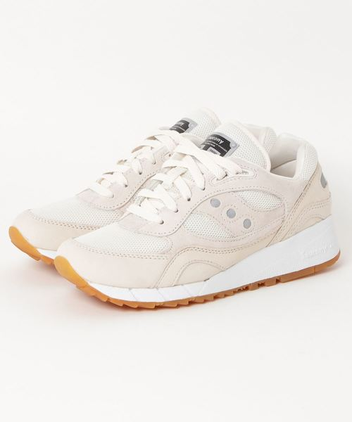 SAUCONY サッカニー SHADOW 6000 MACHINE S70428-2 TAN/EGGNOG