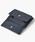 Add+(アッド)の「<Add+>本革 カーボンレザー コンパクトミニウォレット 三つ折りミニ財布(財布)」|詳細画像