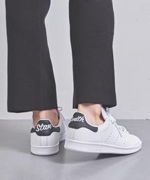 <adidas(アディダス)>STANSMITH 19FW スニーカー ブラック