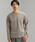 green label relaxing(グリーンレーベルリラクシング)の「CM ミラノポンチ クルー LS カットソー(Tシャツ/カットソー)」|ベージュ