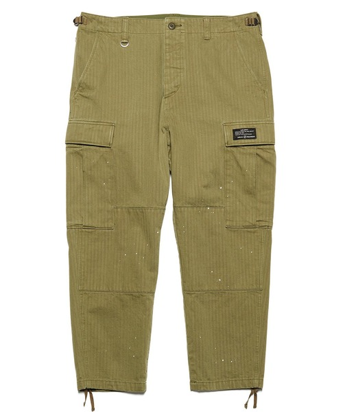 DRIPPING CARGO PANTS