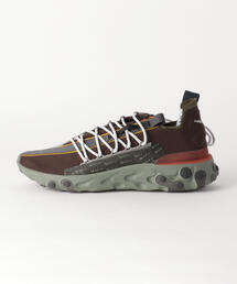 NIKE(ナイキ) REACT WR ISPA BROWN■■■