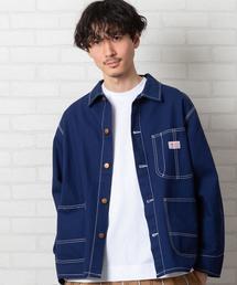 SMITH'S別注ダックカバーオールジャケット