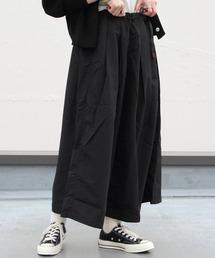 GRAMICCI/グラミチ シェルタックフレアパンツ SHELL TUCK FLARE PANTS(ウィメンズ)ブラック