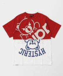 BEAR SWITCH Tシャツレッド