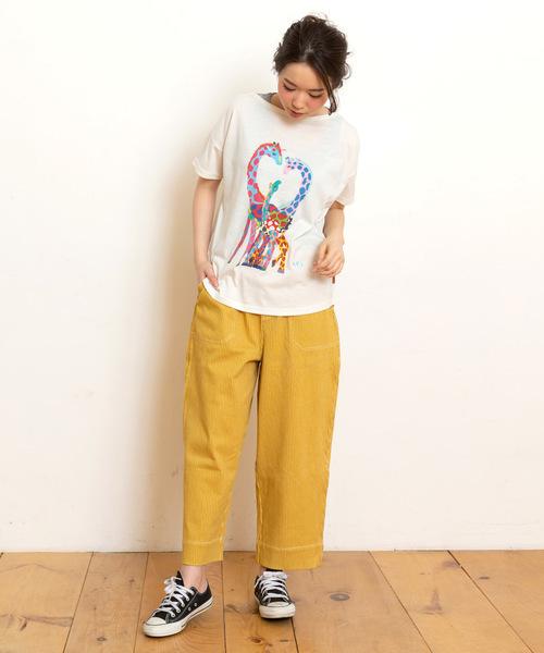 AKiコラボTシャツ【キリン】